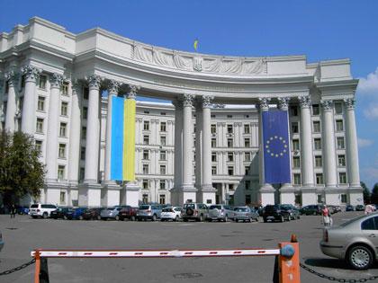 MAE de la Kiev, acuzat de implicare in mafia cetateniilor din Transnistria
