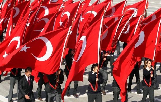 TURKEY-PARADE