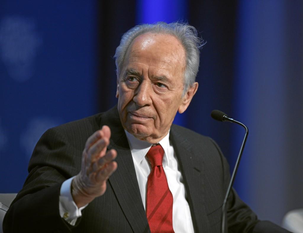 Presedintele israelian, Shimon Peres, va vizita Romania
