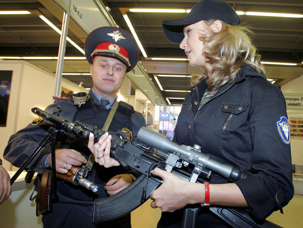 RUSSIA-SECURITY-EXHIBITION