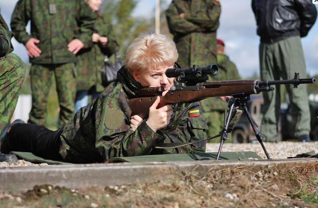 Presedintele Lituaniei, Dalia Grybauskaite, sprijina integrarea europeana a Chisinaului
