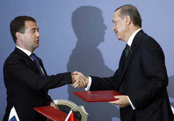 medvedev erdogan