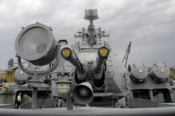 Flota rusa a Marii Negre combate pirateria somaleza