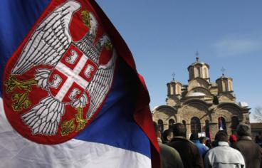 Manastirea Gracanica, reduta a etnicilor sarbi din Kosovo