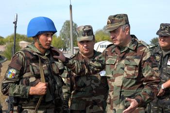 Soldatii din Republica Moldova, pregatiti la standarde NATO