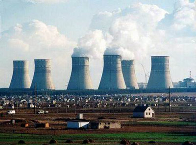 Centralele nucleare, obiectiv strategic al Ucrainei