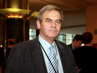 Episcopul reformat Laszlo Tokes, portavocea extremei drepte maghiare in PE