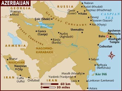 Republica Azerbaijan, arbitru energetic la Marea Neagra si Marea Caspica