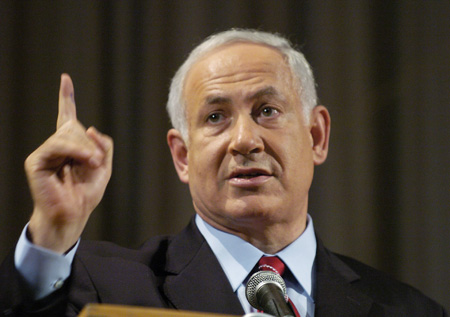 Premierul israelian Netanyahu avertizeaza Turcia de la Atena