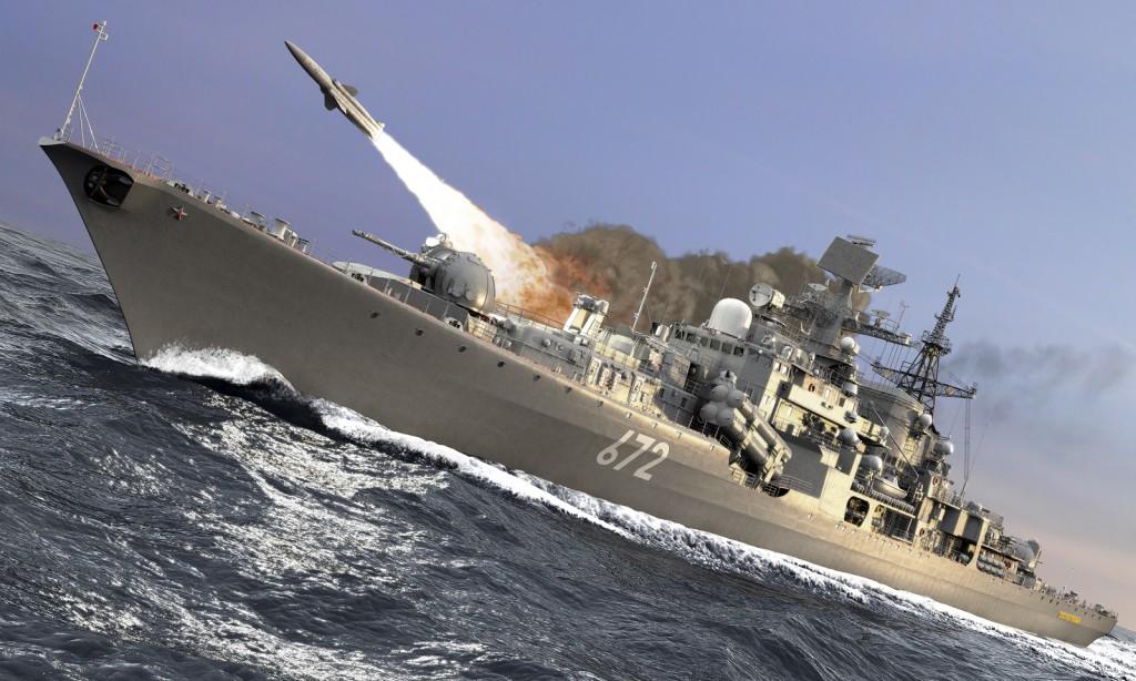 Iranul ameninta flotele occidentale cu rachete rusesti