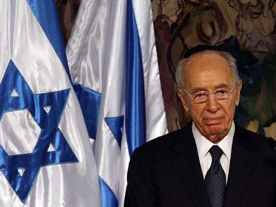 Presedintele israelian Shimon Peres debarca la Bucuresti