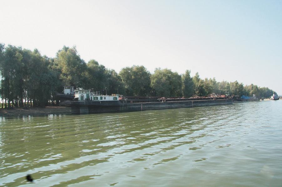 Transportul naval pe Dunare, noul front deschis de Ucraina impotriva Romaniei