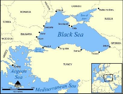 Marea Neagra, obiectiv strategic al UE si NATO