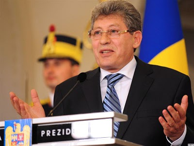 Presedintele liberal Mihai Ghimpu vrea Republica Moldova in UE