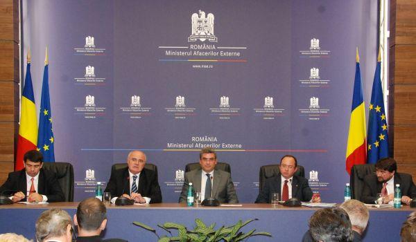 Reuniune anuala a ambasadorilor Karadeniz Press