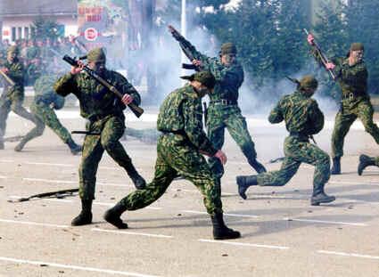 Fortele speciale ruse, pregatite pentru lupta antidrog