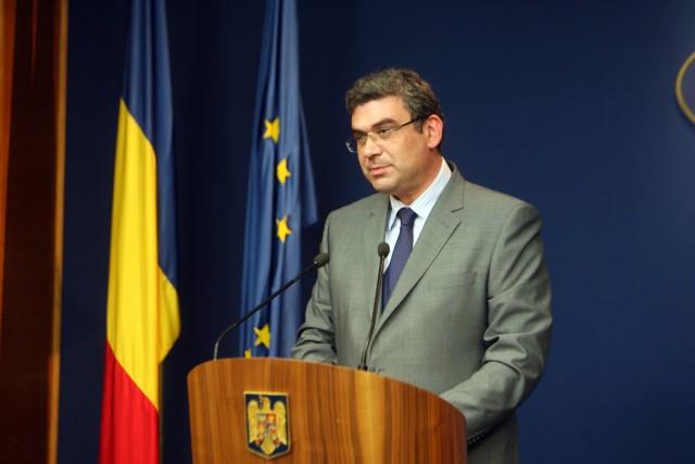 Ministrul roman de Externe, Teodor Baconschi, sprijina integrarea europeana a Republicii Moldova