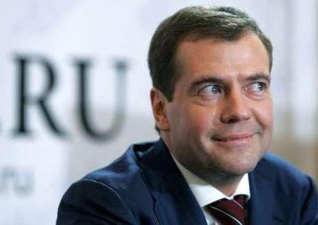 Presedintele rus Dmitrii Medvedev a solicitat concedierea in masa a functionarilor