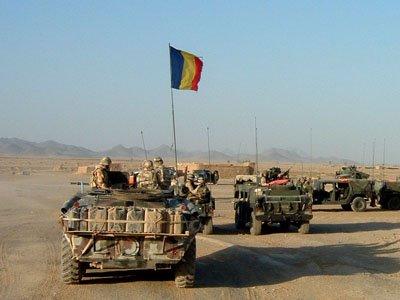Soldatii romani, tinte ale insurgentilor talibani