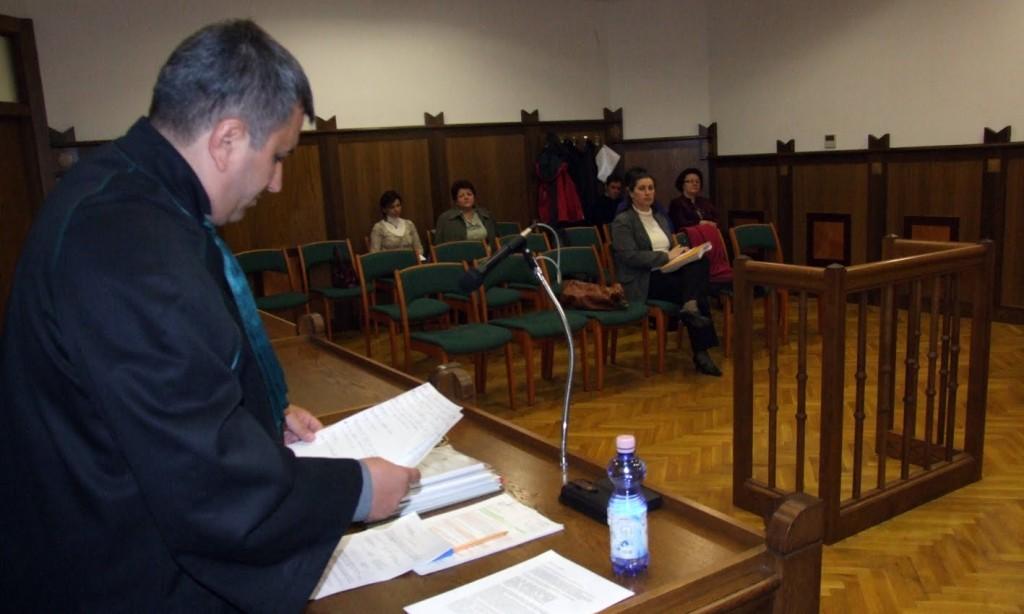 "Jurnalistul roman Eva Iova, hartuita ""juridic"" de autoritatile maghiare"