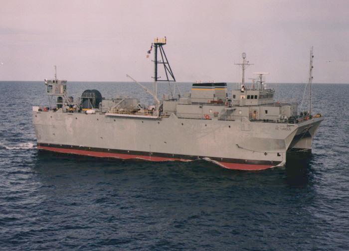 Sclavie moderna la bordul navelor de pescuit care aprovizioneaza piata UE