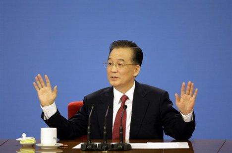 Premierul chinez Wen Jibao a debarcat in Turcia