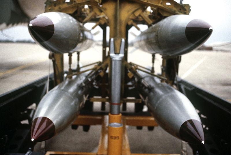 Armele nucleare ale SUA din Europa supara Kremlinul