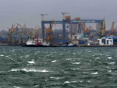 Marea Neagra, amenintata de poluarea industriala