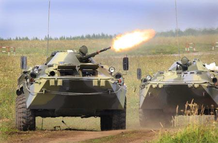 Armata rusa ramane in Transnistria