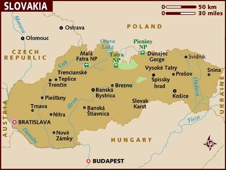Slovacia sprijina integrarea europeana a Republicii Moldova