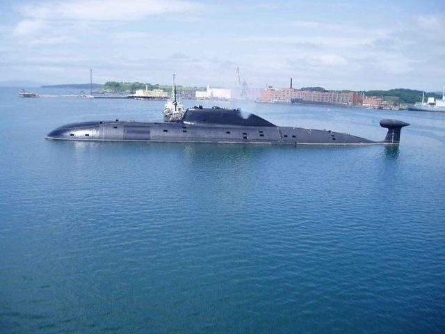 Kremlinul pregateste desfasurarea submarinelor nucleare in bazinul Marii Negre