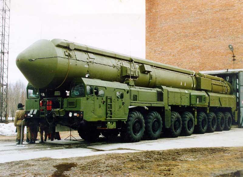 Topol, speranta strategica a Federatiei Ruse