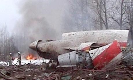 Tragedia de la Smolensk, provocata de polonezi