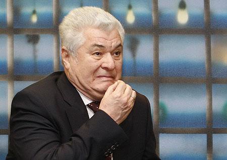 Liderul comunist Vladimir Voronin, suparat pe AIE