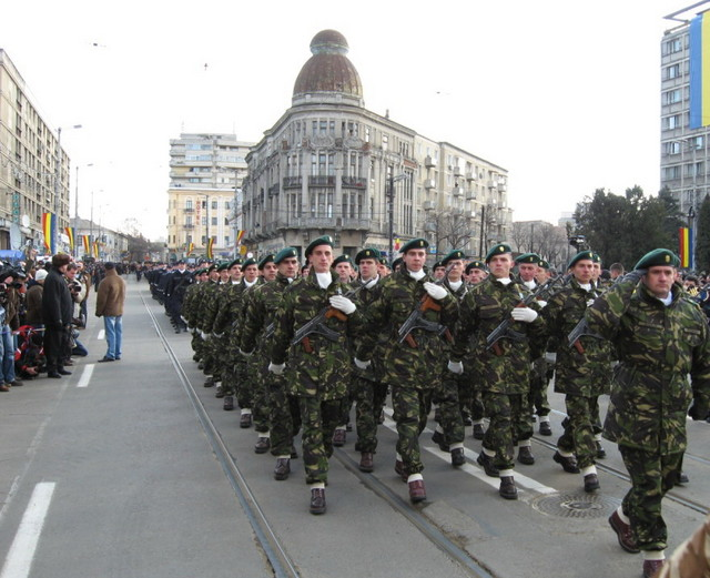 Vanatorii de munte, avangarda diplomatiei militare romanesti