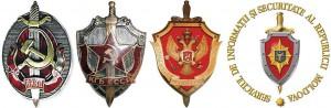 KGB-SIS-FSB-NKVD