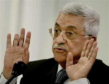 Liderul palestinian Mahmoud Abbas conditioneaza reluarea negocierilor cu Israelul