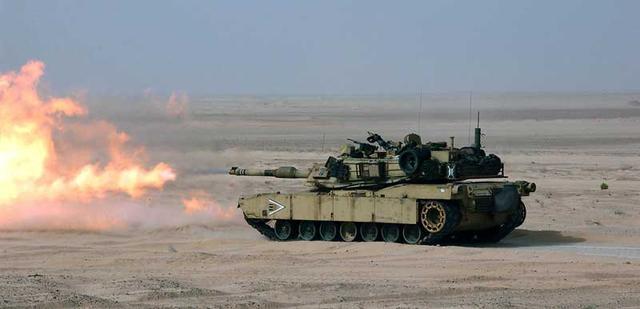 SUA trimite tancuri M1A1 Abrams in Afganistan