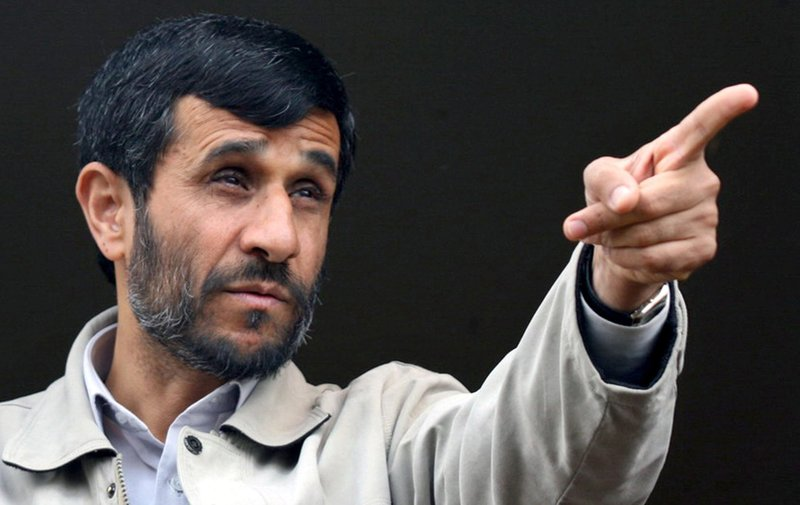 "Presedintele iranian Mahmoud Ahmadinejad ameninta ""nuclear"" comunitatea internationala"