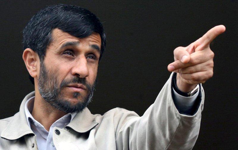 """Presedintele iranian Mahmoud Ahmadinejad ameninta """"nuclear"""" comunitatea internationala"""