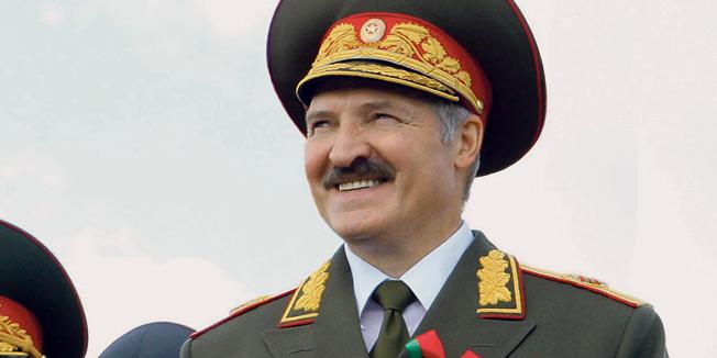 """Presedintele belarus, Alexander Lukasenko, este considerat """"ultimul dictator"""" din Europa"""