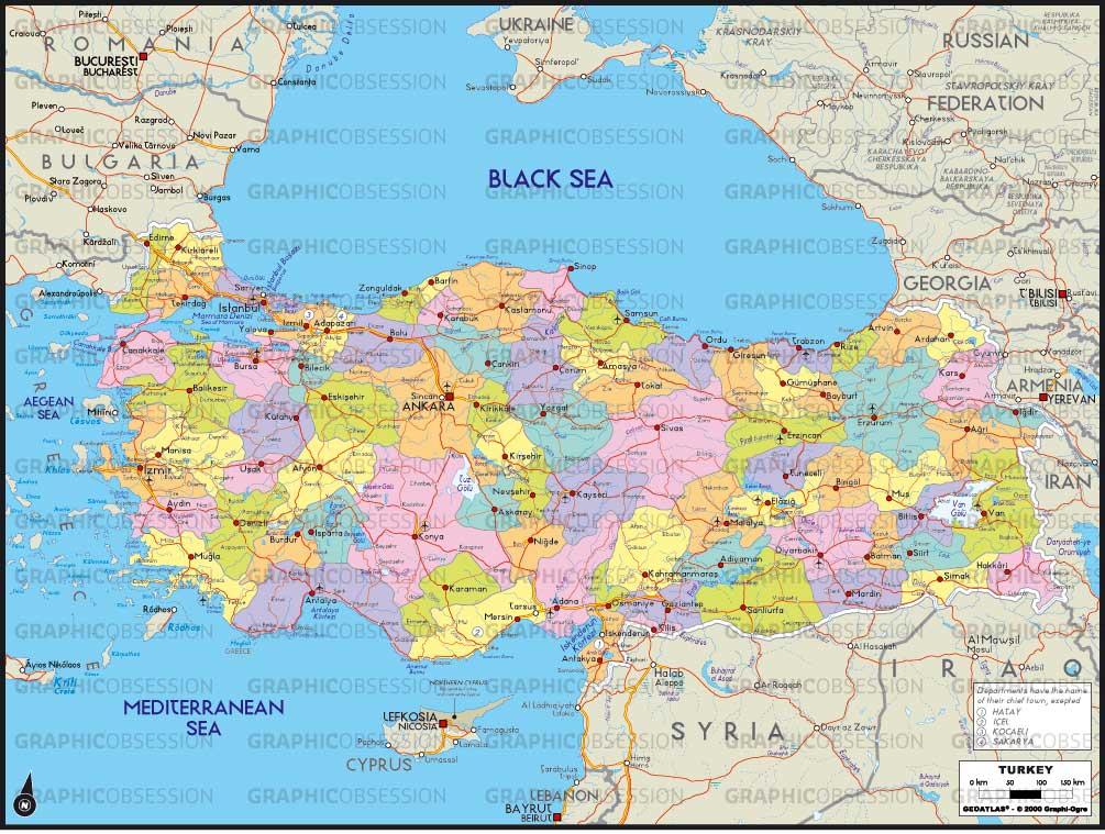 Turcia, enigma geopolitica din bazinul Marii Negre
