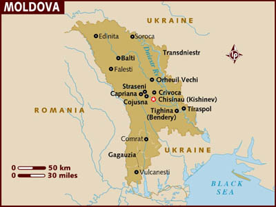 Republica Moldova, in atentia comunitatii internationale