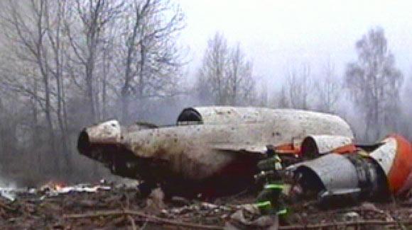 Accidentul aviatic de la Smolensk a decimat clasa politica poloneza