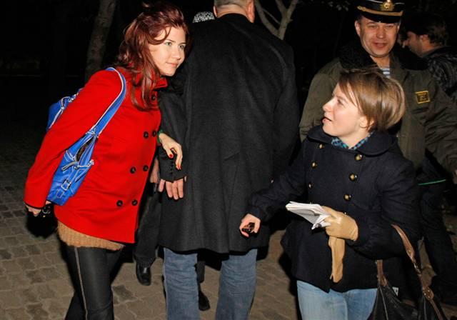 Anna Chapman, noul sex-simbol al spionajului rus