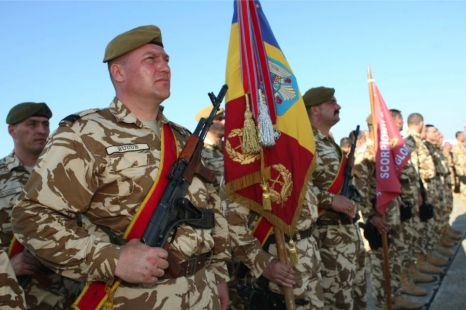 Armata romana ramane in Afganistan