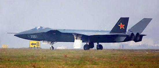 Chengdu J-20, speranta strategica a Chinei