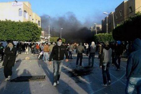 Tunis violence