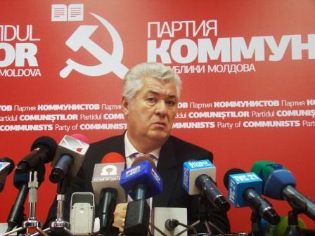 Liderul comunist Vladimir Voronin a folosit serviciile secrete in razboiul cu ASCOM