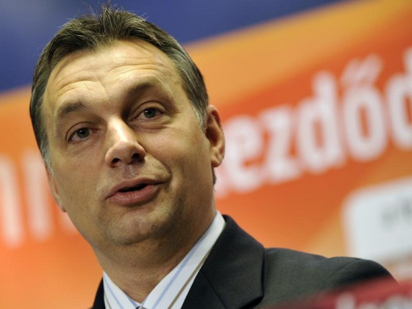 Premierul maghiar Viktor Orban, inamicul nr.1 al mass-media maghiare